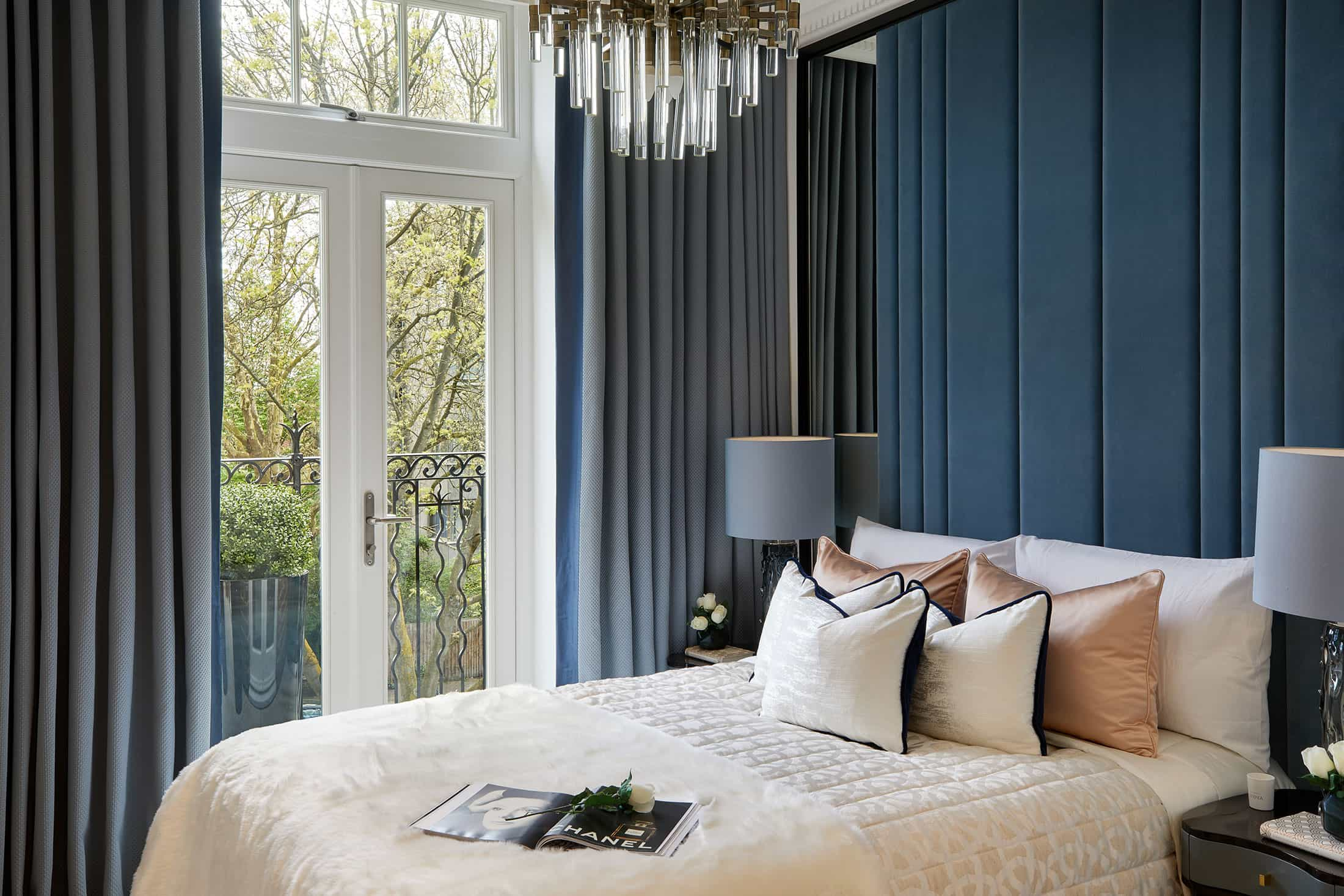 interieur london showcase room